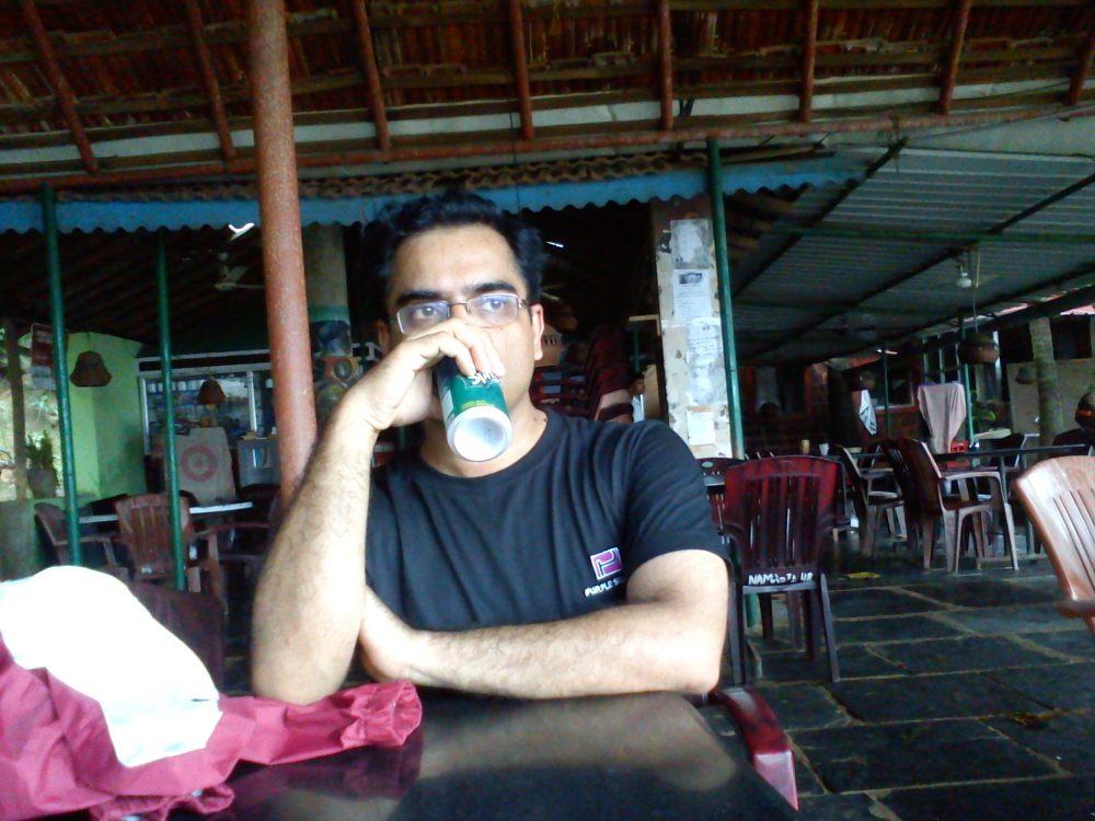 @Namaste Cafe (OM Beach - Gokarna) (4/6)