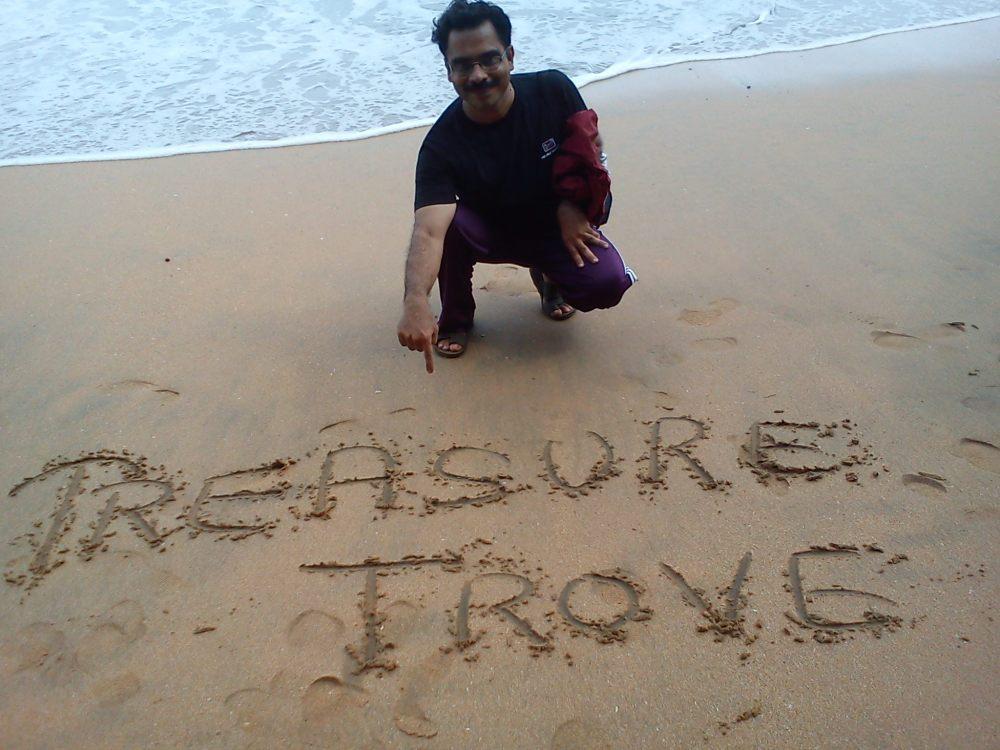 @Namaste Cafe (OM Beach - Gokarna) (5/6)