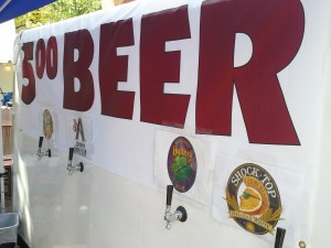Beer Trailer