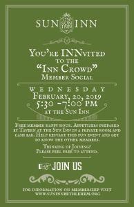 Inn Crowd Invite.Feb