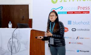 Speaking at WordCamp Kathmandu 2016 (Video + Experience)