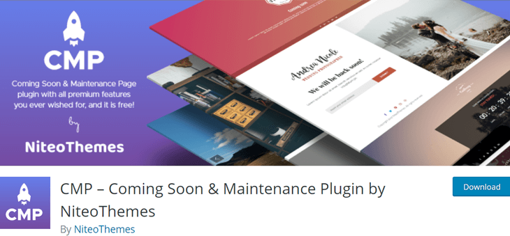 CMP (Coming Soon and Maintenance Plugin)