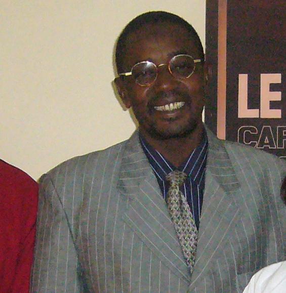 M.Moussa Ouane Directeur du Centre du Cinéma Malien