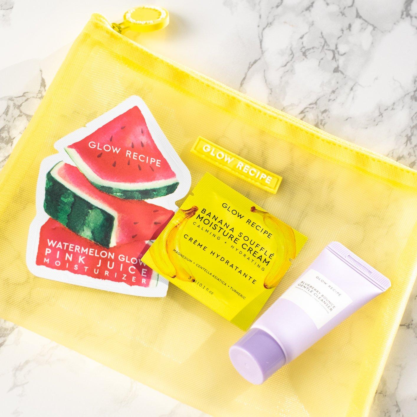 Glow Recipe Skincare Samples