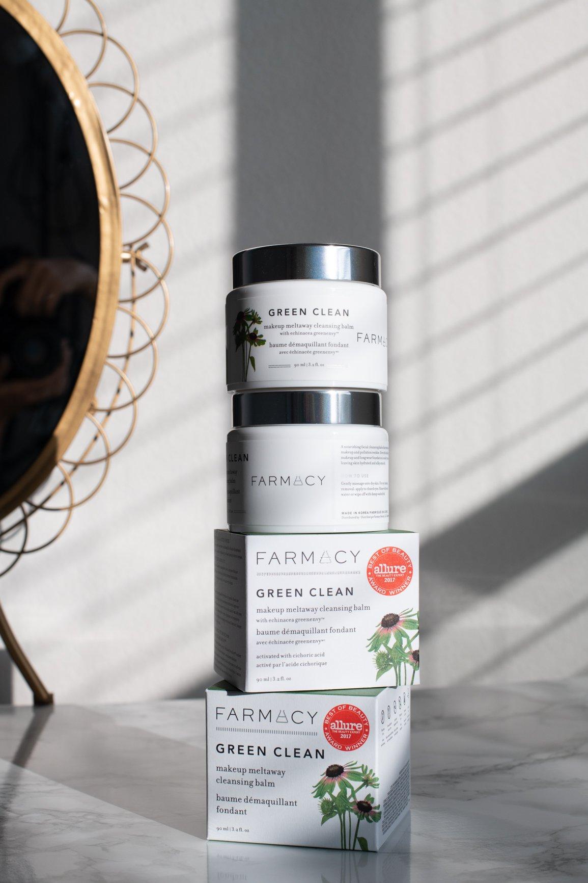 Green Clean Farmacy Beauty tower
