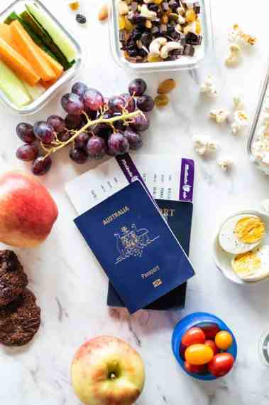 Αποτέλεσμα εικόνας για healthy food in airplane