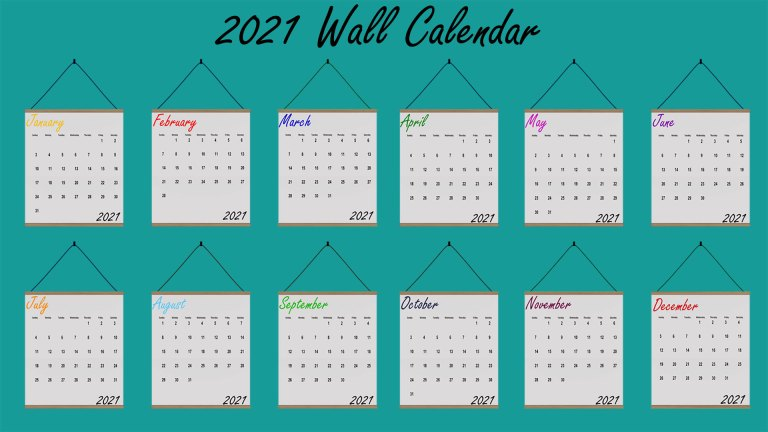 2021 Calendar, high quality sims 4 cc, sunkissedlilacs, free sims 4 furniture, sims 4 custom content,