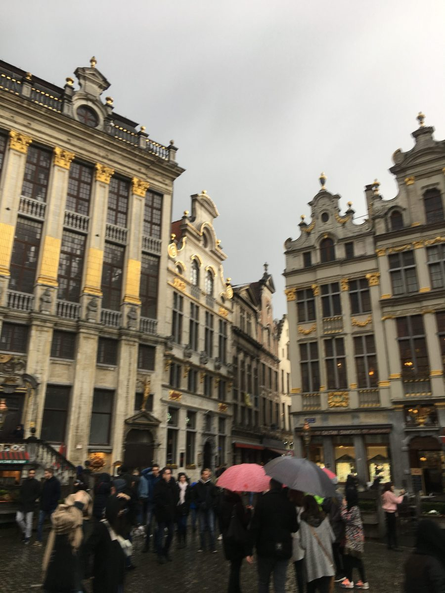 Road Trip to Brussels, Belgium