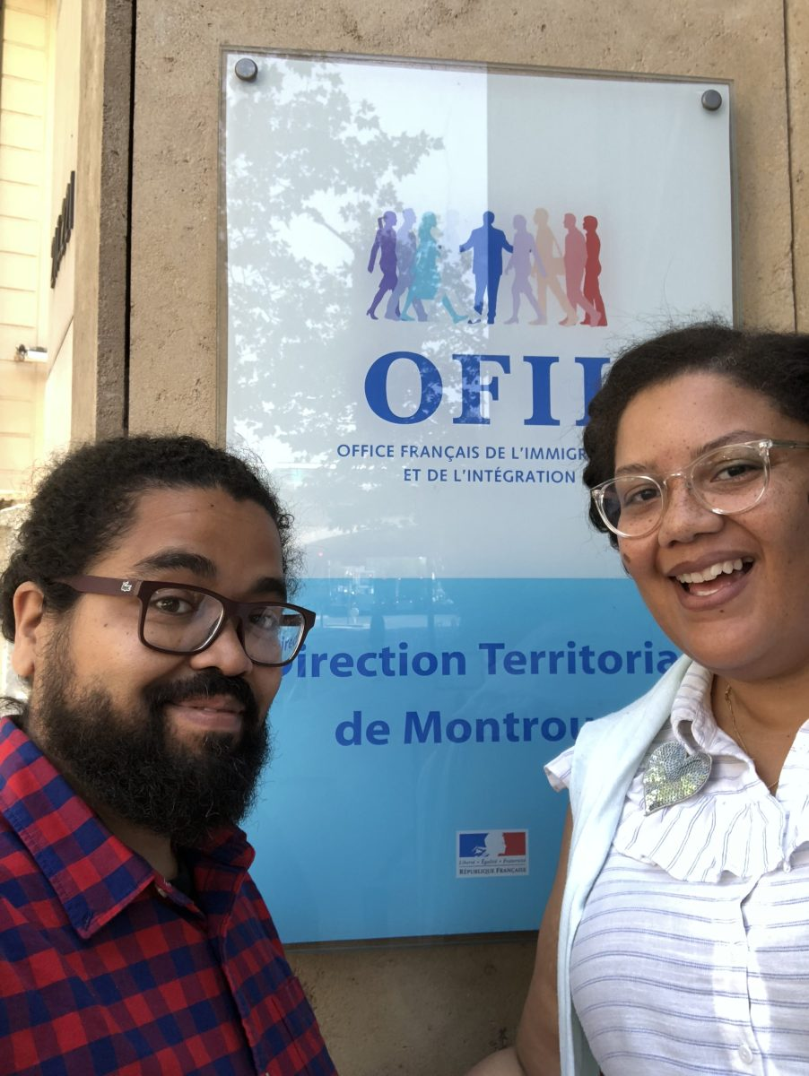 Moving Abroad: Finalizing our visas at the OFII in France