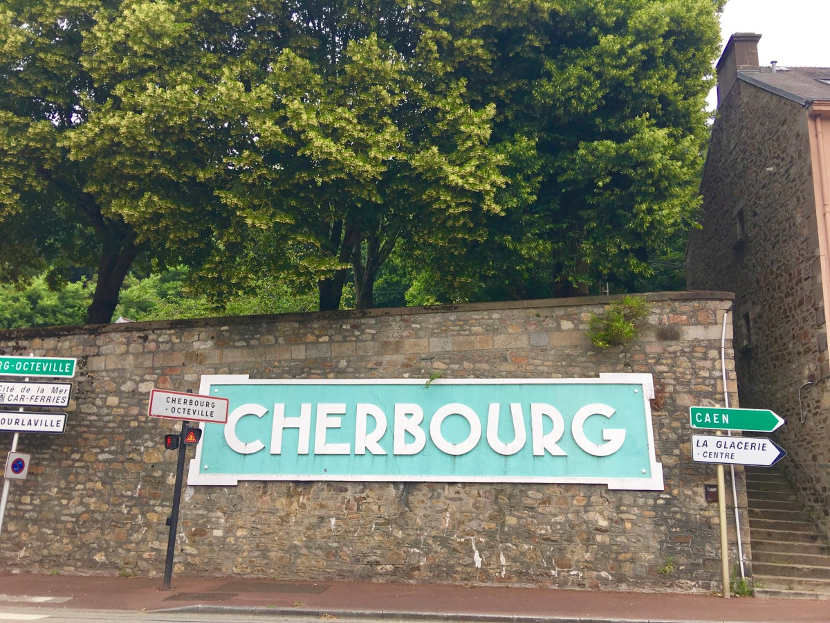 Road Trip: Cherbourg & Beaches of Normandy