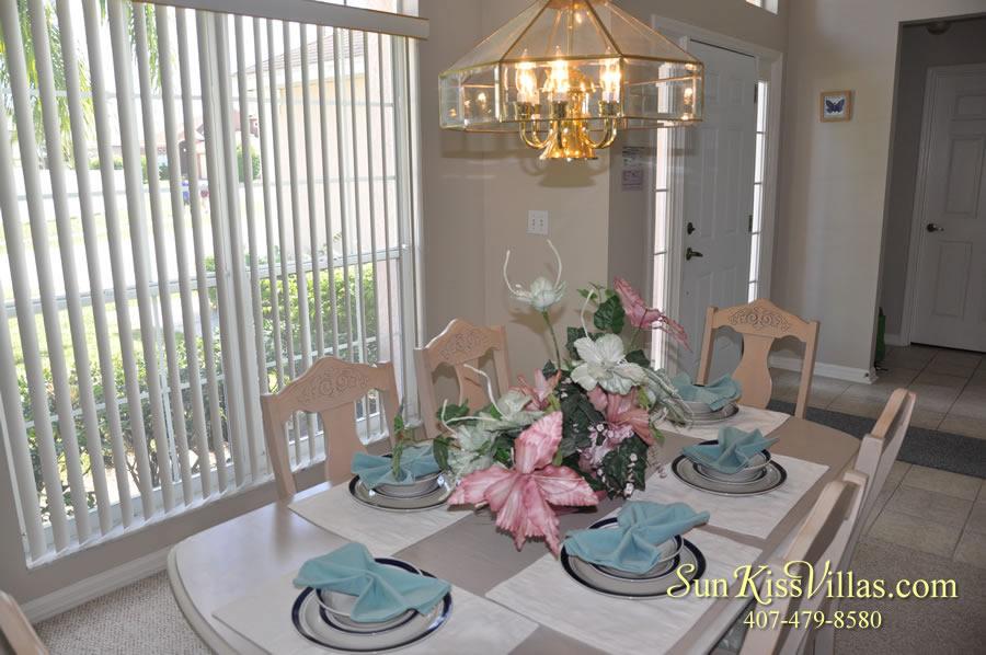 Vacation Rental Near Disney - Bahama Breeze - Dining