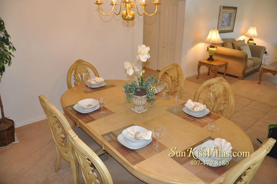 Orlando Vacation Rental Home Near Disney - Cypress Grand - Dining