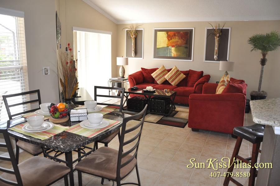 Solana Resort Vacation Rental Near Disney - Disney Gem - Breakfast