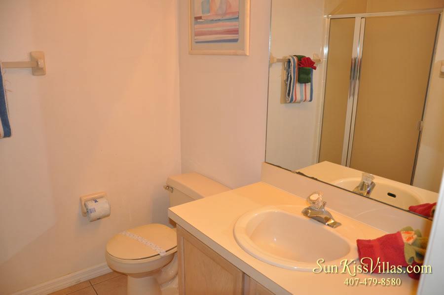 Disney Vacation Home Rental - Disney Palms - Bathroom