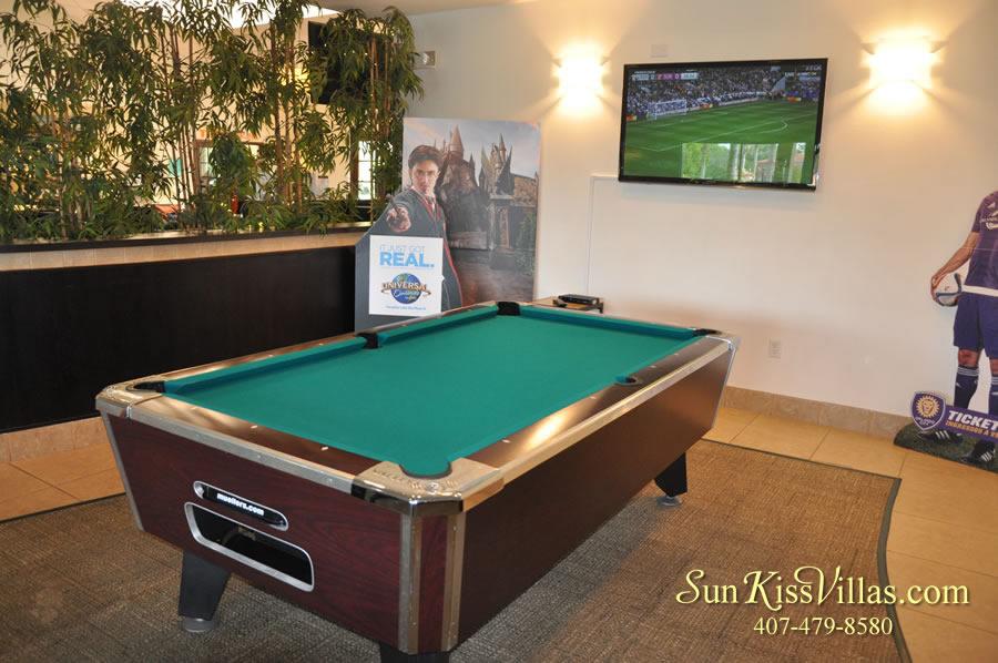 Encantada Resort Game Lounge