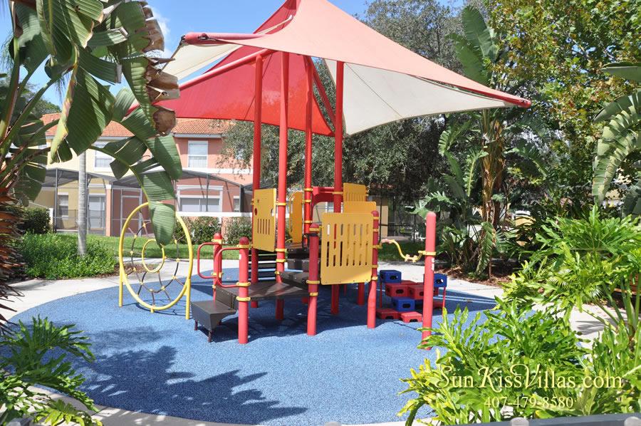 Encantada Resort Playground