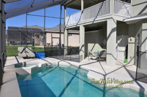 Henley Park - Disney Vacation Pool Home