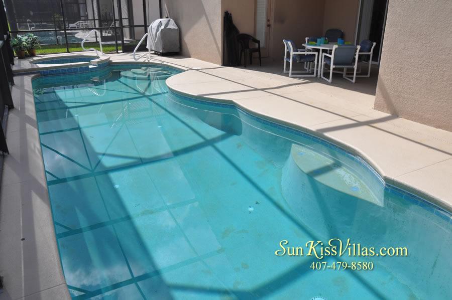 Disney Solana Vacation Rental Home - Mermaid Point - Pool
