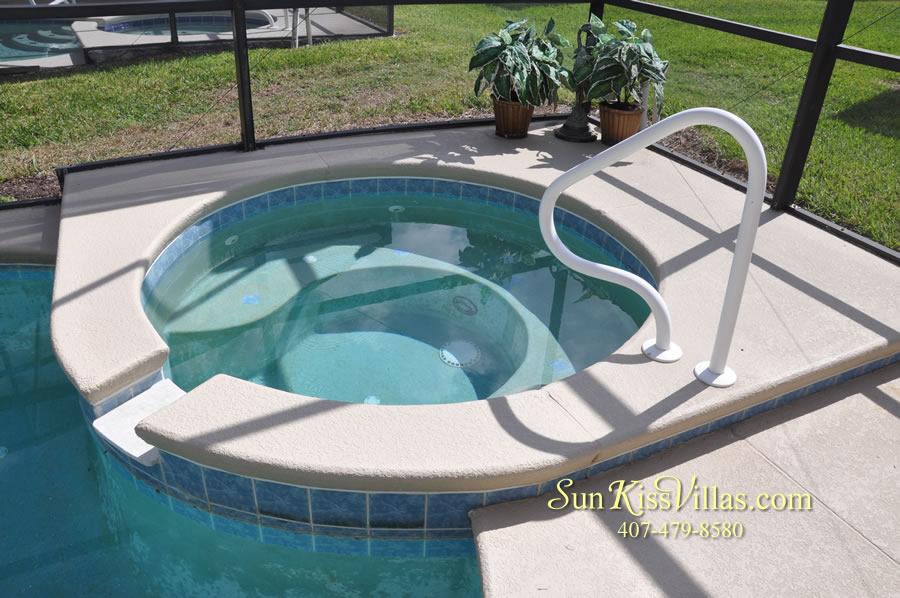 Disney Solana Vacation Rental Home - Mermaid Point - Spa