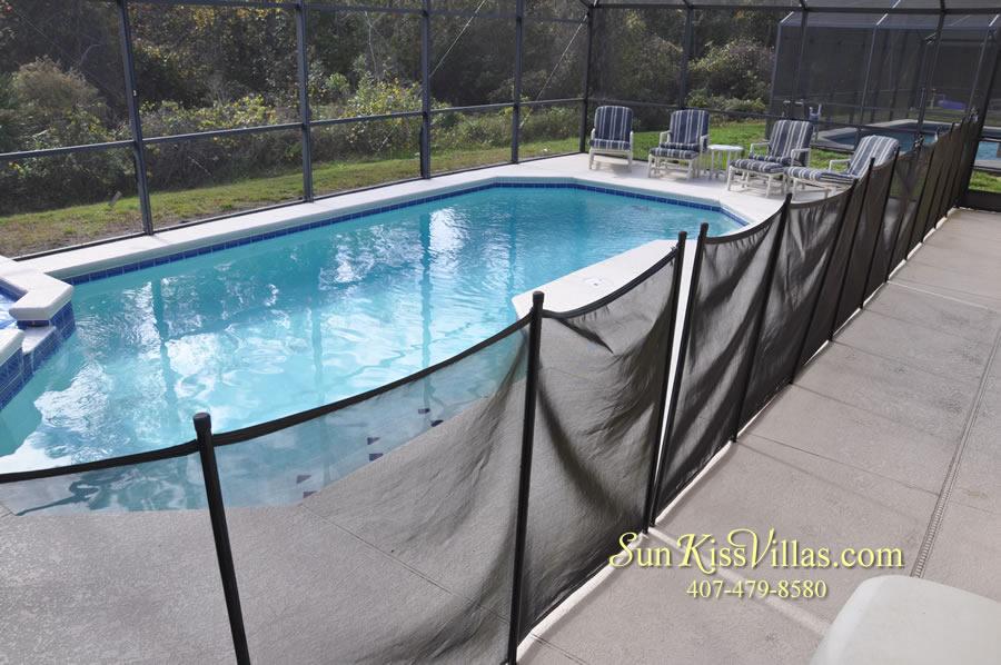 Vacation Villa Near Disney - Misty Cay - Pool