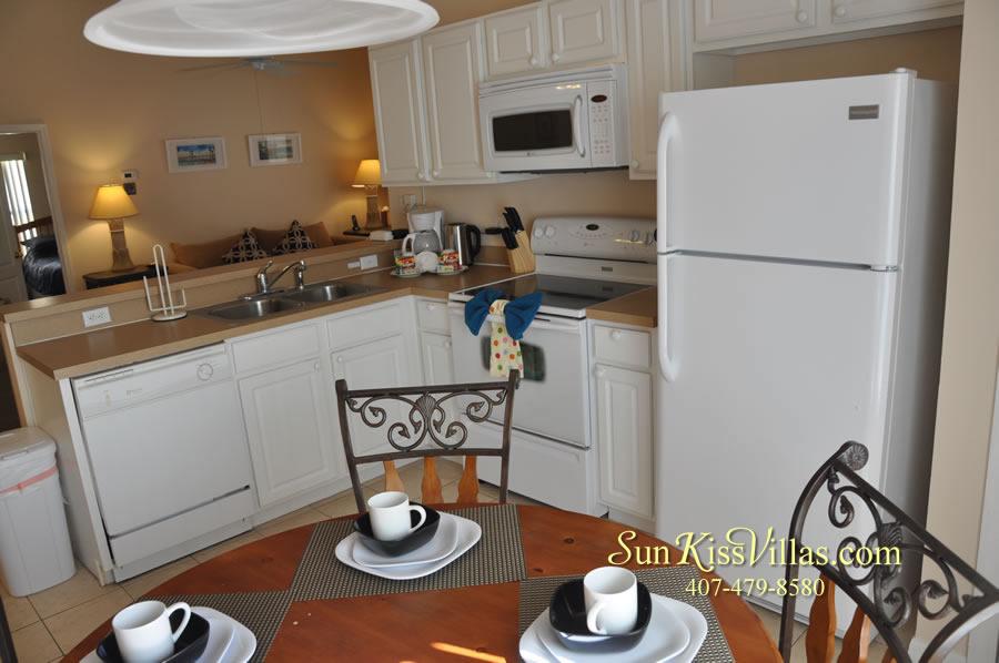 Vacation Villa Near Disney - Misty Cay - Kitchen and Breakfast