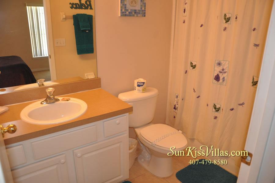 Vacation Villa Near Disney - Misty Cay - Bathroom