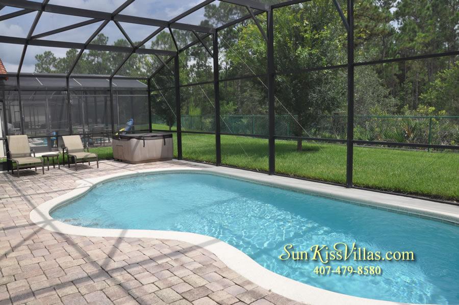 Disney Villa Rental - Tuscan Sun - Pool