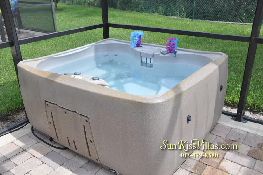 Disney Villa Rental - Tuscan Sun - Spa