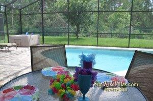 Tuscan Sun Pool Home Near Disney