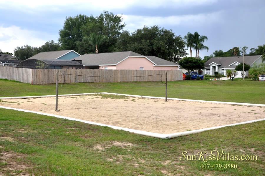 Westridge Volleyball Court