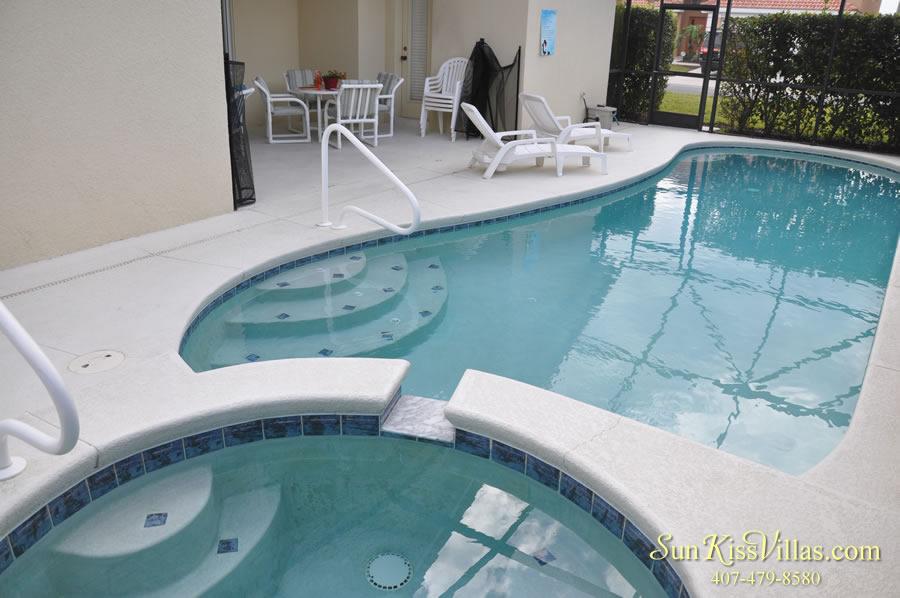 Vacation Villa Rental Near Disney - Emerald Cove - Pool and Spa