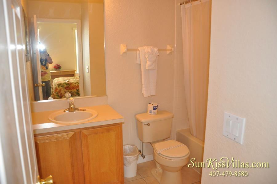 Vacation Townhouse Rental Disney - Trade Winds - Bathroom