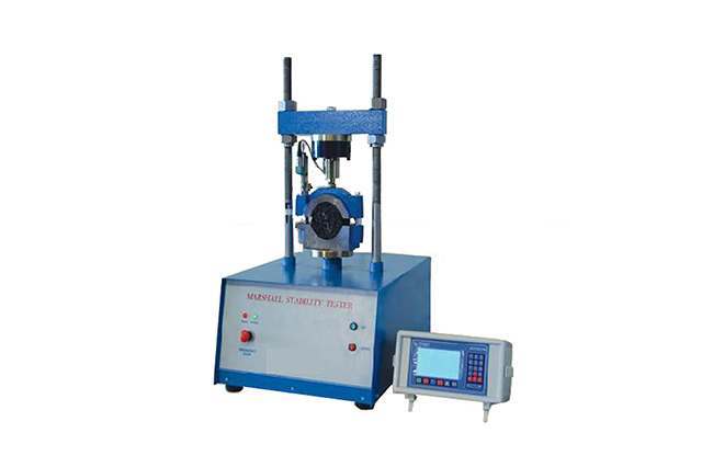 Automatic Marshall Stability Test Machine
