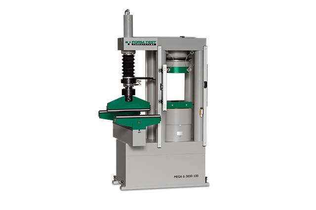 Automatic flexure/tension machine