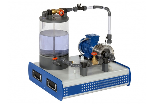 Centrifugal Pump Test Bed