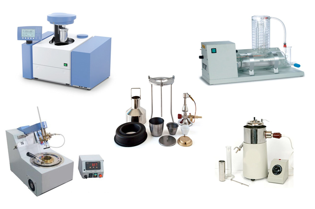Fuel Testing Lab Equipment