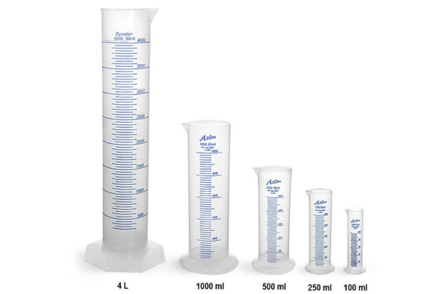 Graduated Measuring Jars