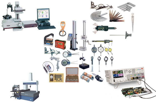 Measurement and metrology Lab Equipment