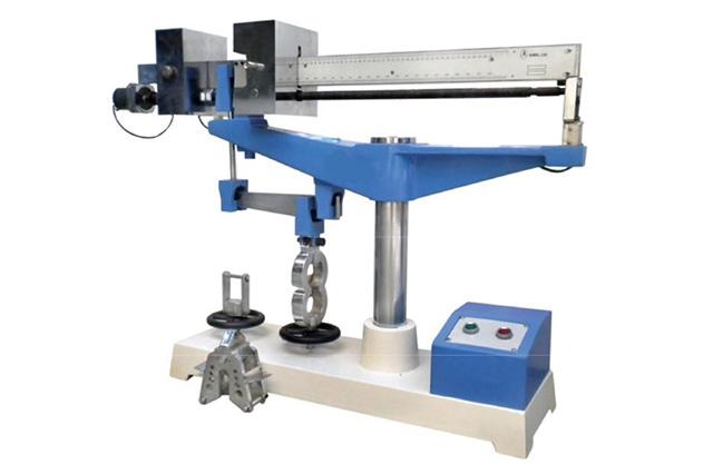 concrete split tensile strength tester