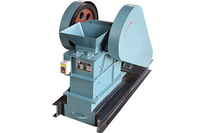 diesel engine stone lab jaw crusher