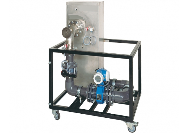 Computerized Axial Flow Pump