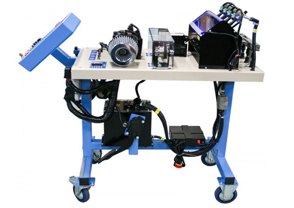 Fuel Injection and Engine Management Test Bench