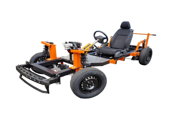 Section Vehicle Chassis Trainer