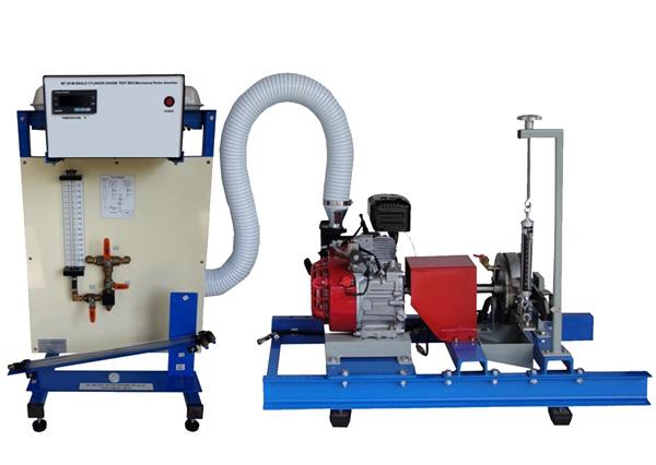 Single Cylinder Four Stroke Petrol Engine Test Bench
