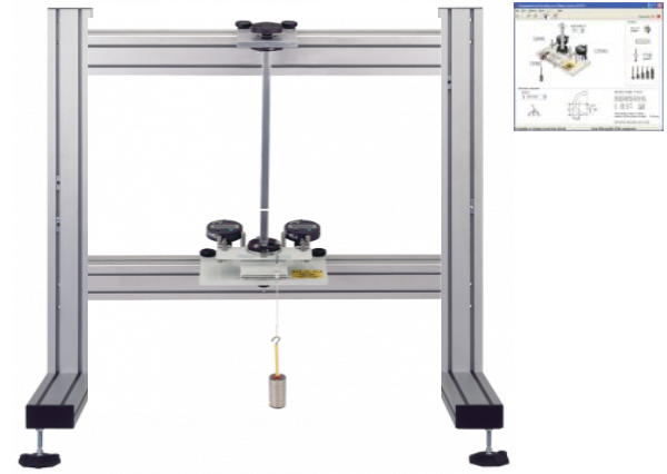 structural engineering lab equipment