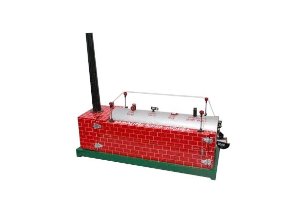 Lancashire Boiler Model