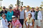 The Cottonwood women challenge Pro Shawn Decker for the best of 18 holes.