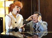 """Lucy you got some 'splainin' to do!"""