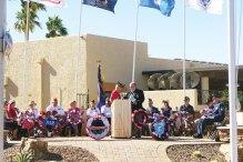 Sun Lakes celebrates Veteran's Day!