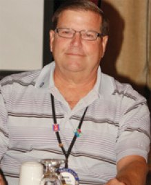 Rotarian of the Month Chuck (Charles) Deuth